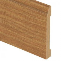 Grand Oak 9/16 in. Thick x 5-1/4 in. Wide x 94 in. Length Laminate Base Molding