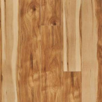 XP Country Natural Hickory 12 mm Thick x 5-1/4 in. Wide x 47-1/4 in. Length Laminate Flooring (12.03 sq. ft. / case)