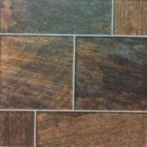 Bronze Random Slate Laminate Flooring - 5 in. x 7 in. Take Home Sample