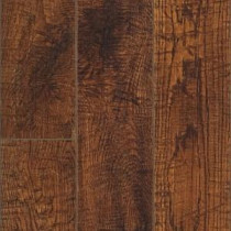 XP Hand Sawn Oak Laminate Flooring - 5 in. x 7 in. Take Home Sample