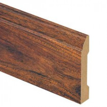 Kona Acacia 9/16 in. Thick x 3-1/4 in. Wide x 94 in. Length Laminate Wall Base Molding