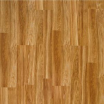 XP Natural Length Ridge Hickory Laminate Flooring - 5 in. x 7 in. Take Home Sample