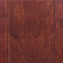 Hand Scraped Maple Saddle 1/2 in.Thick x 3-1/2 in.Wide x 35-1/2 in. Length Engineered Hardwood Flooring(20.71 sq.ft./cs)