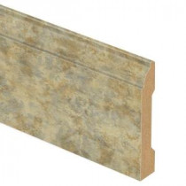 Aged Terracotta 9/16 in. Thick x 3-1/4 in. Wide x 94 in. Length Laminate Wall Base Molding