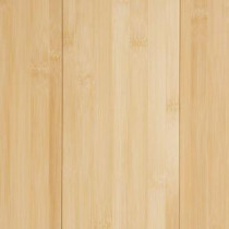 Horizontal Natural 5/8 in. Thick x 5 in. Wide x 38-5/8 in. Length Solid Bamboo Flooring (24.12 sq. ft. / case)