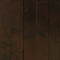 Maple Chocolate 3/4 in. Thick x 2-1/4 in. Width x Random Length Solid Hardwood Flooring (20 sq. ft. / case)