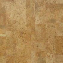 Cobblestone Click Cork Flooring - 5 in. x 7 in. Take Home Sample