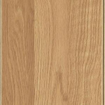 Native Collection White Oak 8 mm T x 7.99 in. W x 47-9/16 in. L Attached Pad Laminate Flooring (21.12 sq. ft. / case)
