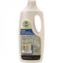 32 oz. Gold Label Sealer Wax Satin Finish (2-Pack)