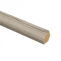 Heron Oak 5/8 in. Thick x 3/4 in. Wide x 94 in. Length Laminate Quarter Round Molding