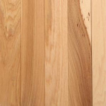 Hickory Country Natural 3/4 in. Thick x 2-1/4 in. Width x Random Length Solid Hardwood Flooring (20 sq. ft. / case)