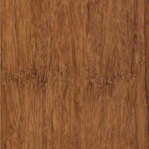 Strand Woven Toast 3/8 in. Thick x 3-7/8 in. Wide x 36-1/4 in. L Solid Bamboo Flooring (23.41 sq. ft. / case)