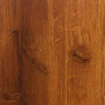 High Gloss Hawaiian Koa Caramel Laminate Flooring - 5 in. x 7 in. Take Home Sample
