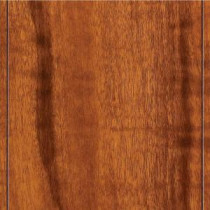 High Gloss Jatoba 8 mm Thick x 5 in. Wide x 47-3/4 in. Length Laminate Flooring (13.26 sq. ft./ case)