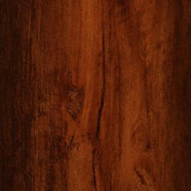 High Gloss Distressed Maple Sevilla 8 mm Thick x 5-5/8 in. Wide x 47-7/8 in. Length Laminate Flooring (18.7 sq.ft./case)