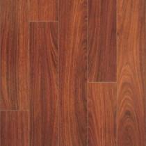 Presto Brazilian Jatoba 8 mm Thick x 5-3/8 in. Wide x 47-5/8 in. Length Laminate Flooring (21.26 sq. ft. / case)